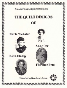Marie Webster et autres Cover