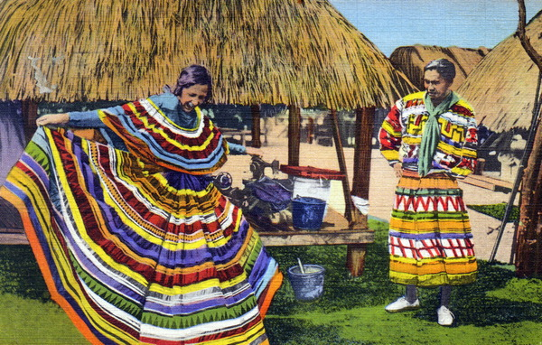 seminole clothes