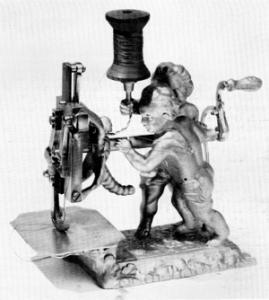 cherub machine Robertson