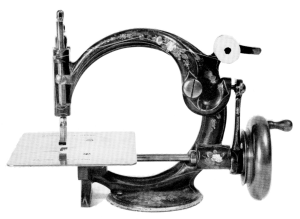 willcox & gibbs 1857
