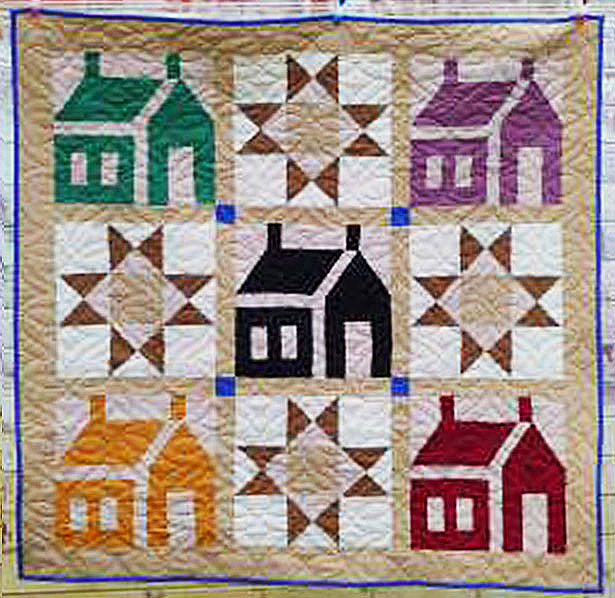 house_quilt