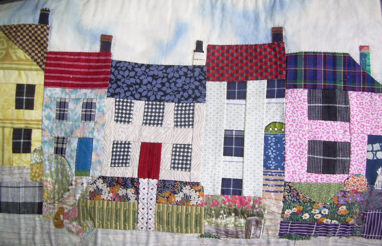 little welsh quilts