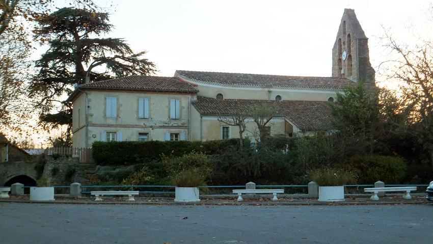 l'Eglise de Roumens