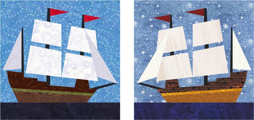 Mayflower-ships